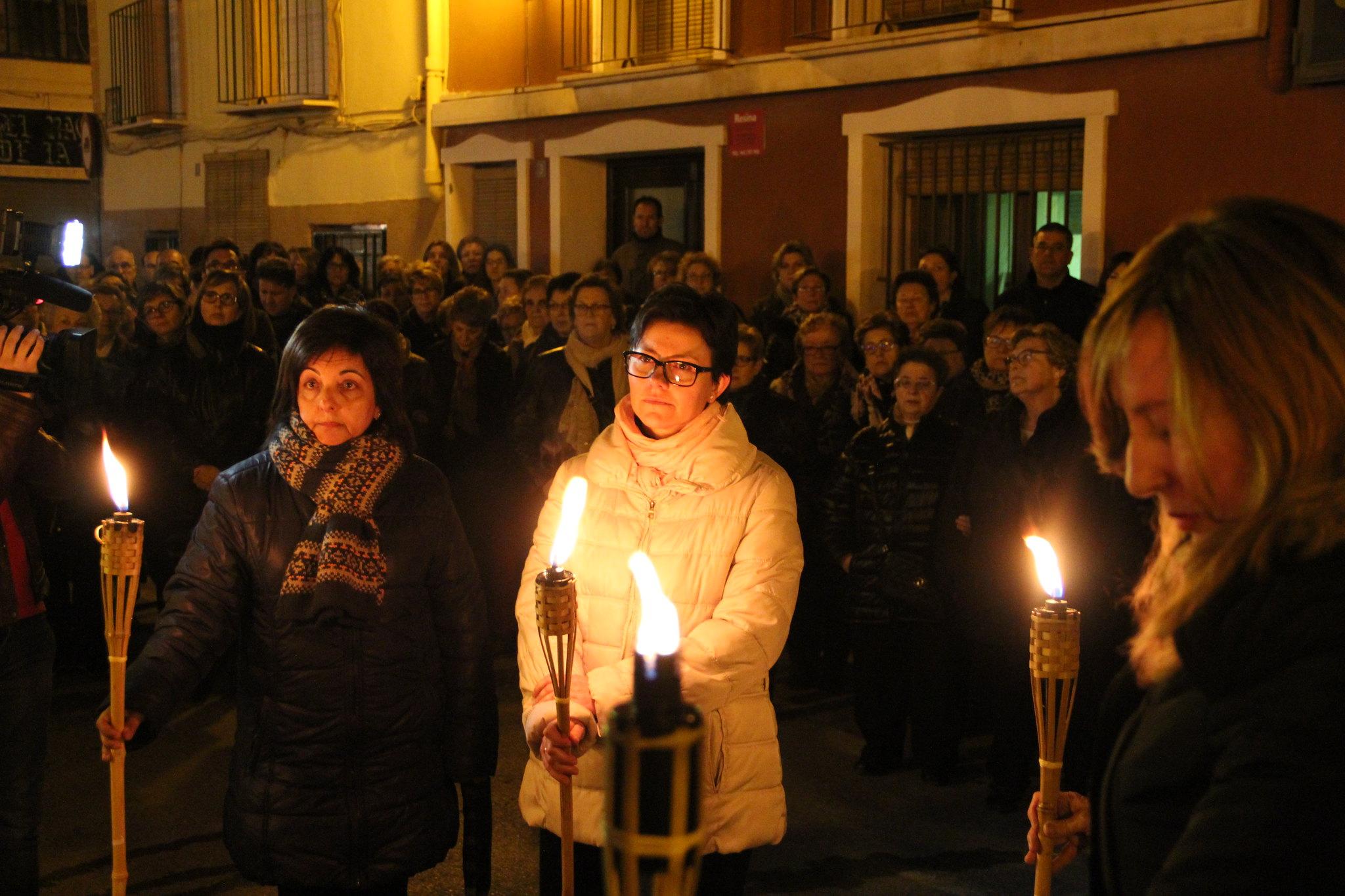 (2016-03-18) - VII Vía Crucis nocturno - Antonio José Verdú Navarro (045)