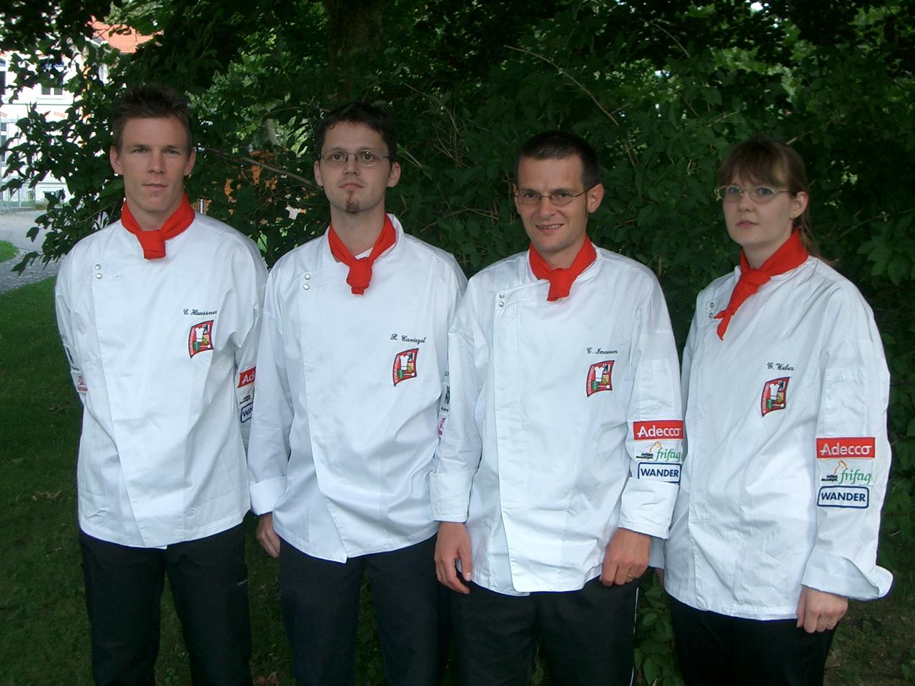 CCC Mannschaft 2005