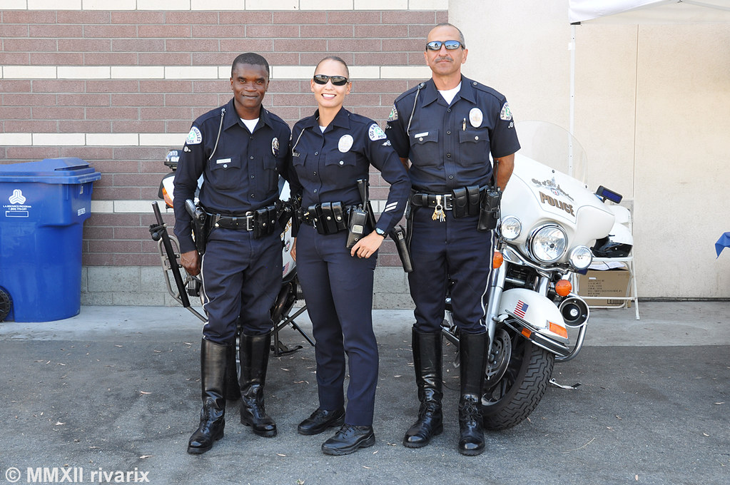 08 Open House - Los Angeles Police Department | LAPD motor u… | Flickr