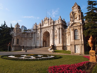 Dolmabahce Palace @ Istanbul | by *_*