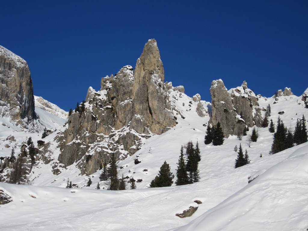 Dolomites Super Ski Area
