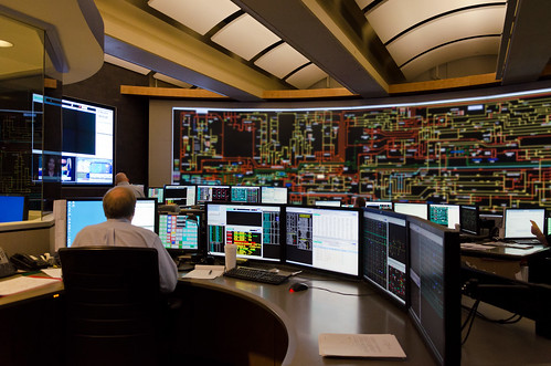 Inside the Control Center | by PSNH