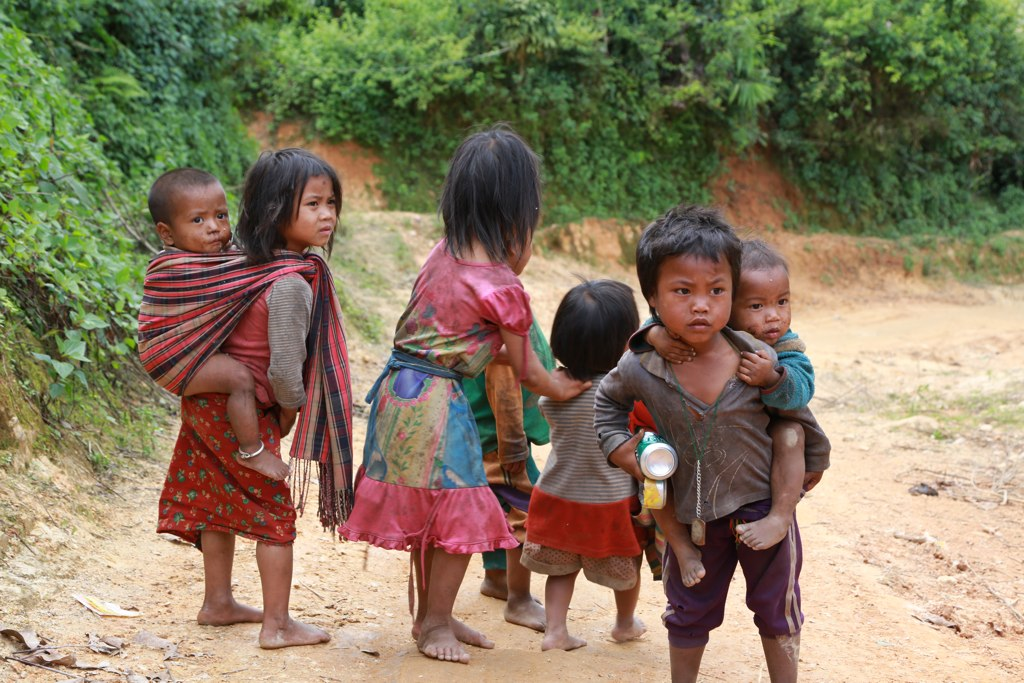 Hill Tribe Children Learning to Care and Accept Responsibi…   Flickr