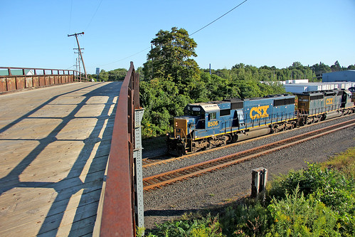 csx csx8506 csxtrains csxmotivepower csxlocomotives csxeriewestsubdivision bortroad bridges northeastpennsylvania