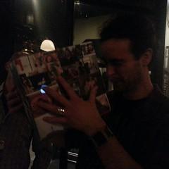 .@pvdp kijkt doos, Jazzcafé Dizzy