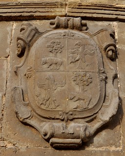 Úbeda (Jaén). Iglesia de San Pablo. Escudo