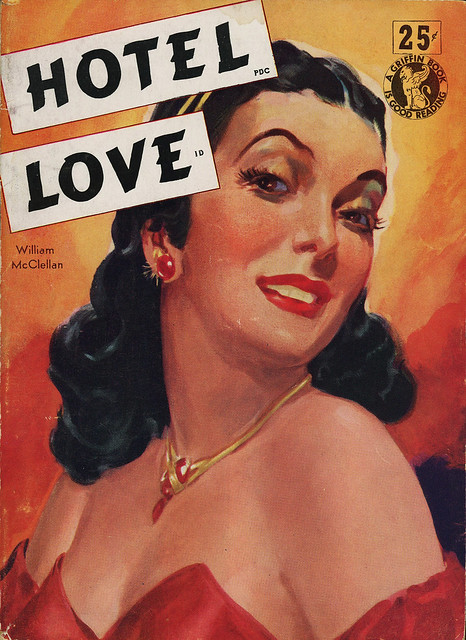 Griffin Books No# 3 - William McClellan - Hotel Love