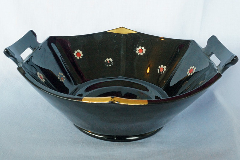 DSC01883 Black Candy Dish