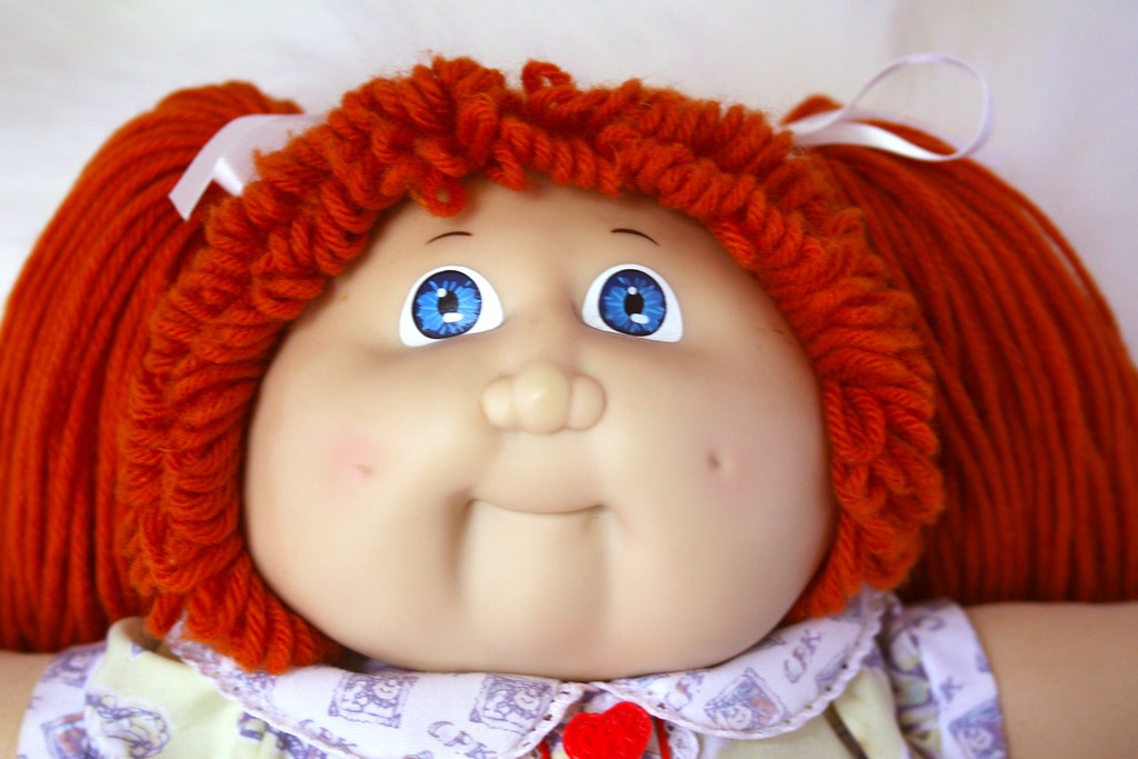 Red Head Cabbage Patch Kid Rachael Prins Flickr,Potato Bread