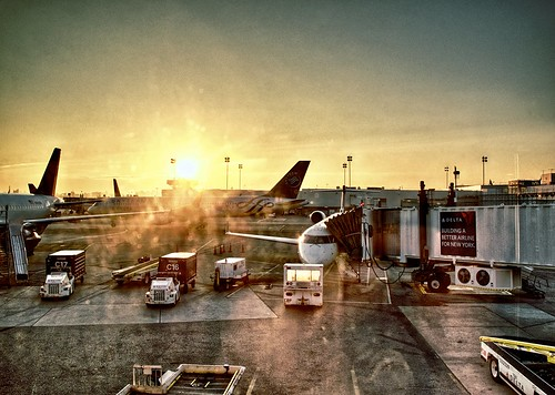 La Guardia at Sunrise (New York 2012) | by Zohar Manor-Abel