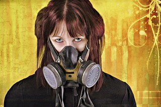 No Words (Original -  Girl in Gasmask in comments) | by FLASHFLOOD®