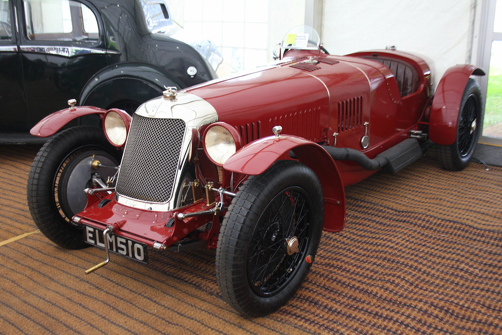 1930-1 Maserati Tipo 26 Sport Road Racing Two-Seater, ELM5…   Flickr