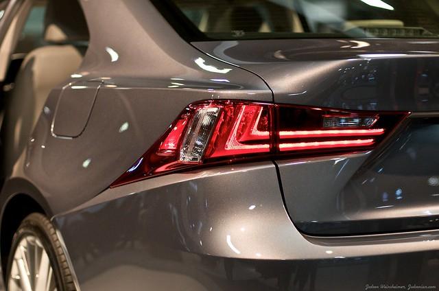 2013 Washington Auto Show - Lower Concourse - Lexus 11