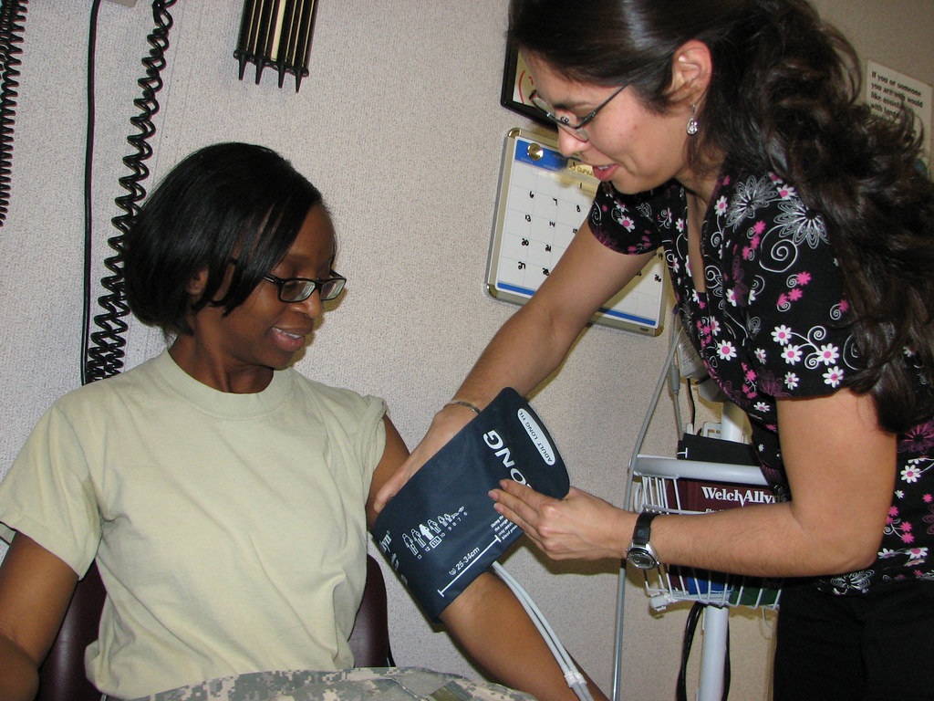 Army nurse cares for Soldiers, brightens lives at Bliss