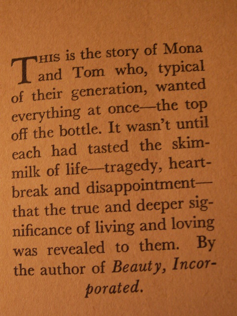 This is the story of Mona & Tom