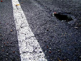 Pothole | by JoshuaDavisPhotography