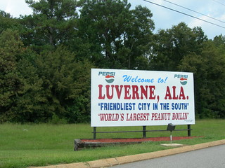 Welcome to Luverne | by jimmywayne