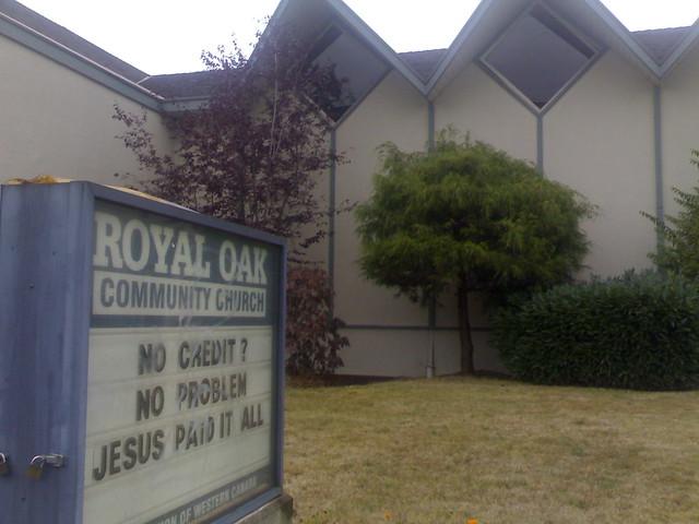 Royal Oak Community Church