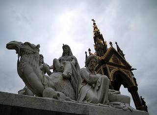 Albert Memorial #1 | by --Filippo--