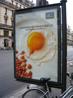 Crazy Billboard on Rue de l'Opera | by borkazoid