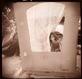 sadie window caravan   by Laura Burlton - www.lauraburlton.com