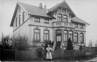 29/F 1912? Mariensiel, Sande, Germany