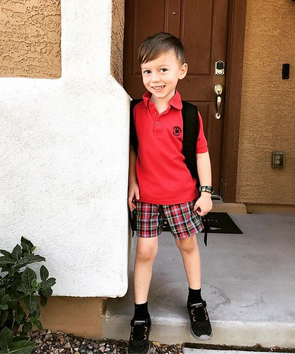 First Official Day of Pre-K! by bartlewife | by TheBartlemans