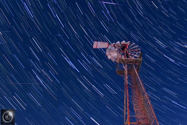 30 Minute Star Trails 04/08/18
