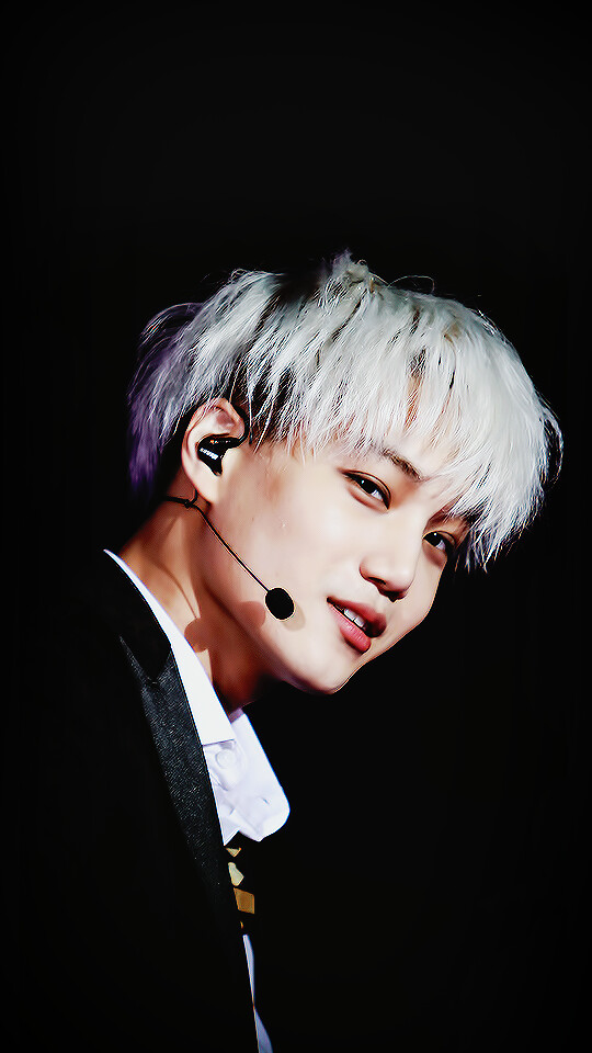 Kai Wallpapers For More Kpop Wallpapers Follow Me Face Flickr