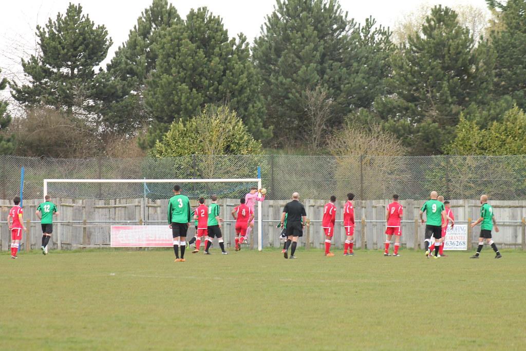 Baldock Town v Winslow United 07/04/18