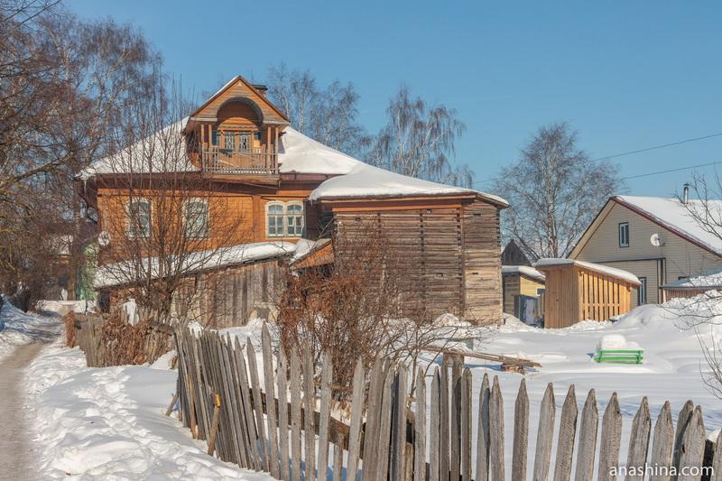 Дом конца XIX века, Солигалич