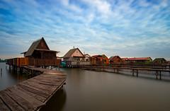 Bokod Lake Hungary