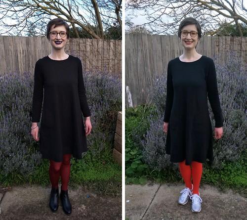 Tessuti Frankie and Ottobre Dress | by Chronically Siobhan