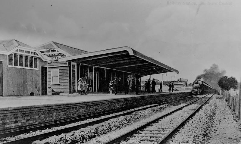 Sandgate Central Station