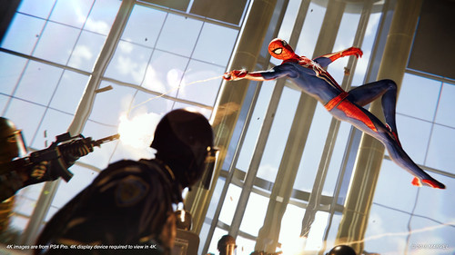 Spider-Man_PS4_Preview_Flip | by PlayStation.Blog