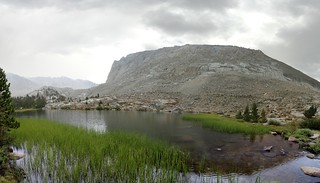 1134 Timberline Lake on the John Muir Trail as the rain lets up | by _JFR_