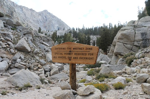 1851 We made it out beyond the official Whitney Zone Sign on the Mount Whitney Trail | by _JFR_