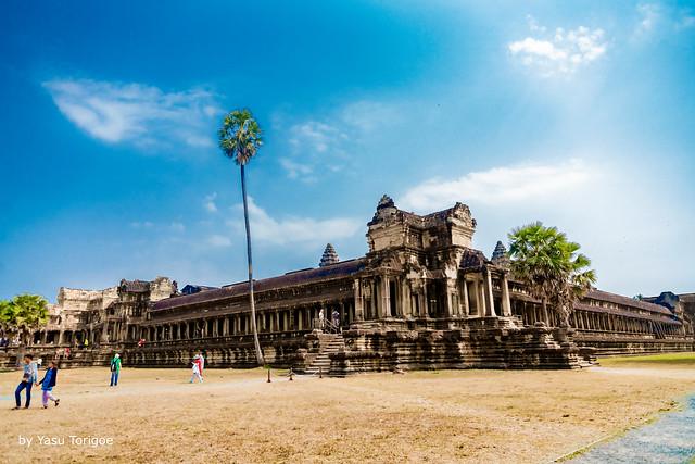 Angkor Wat Cambodia-73a