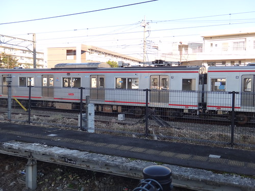 Sagami Rwy. Series 7000 car