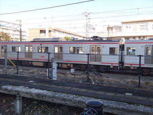 Sagami Rwy. Series 7000 car