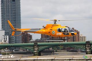 Eurocopter AS-350B-2 Ecureuil