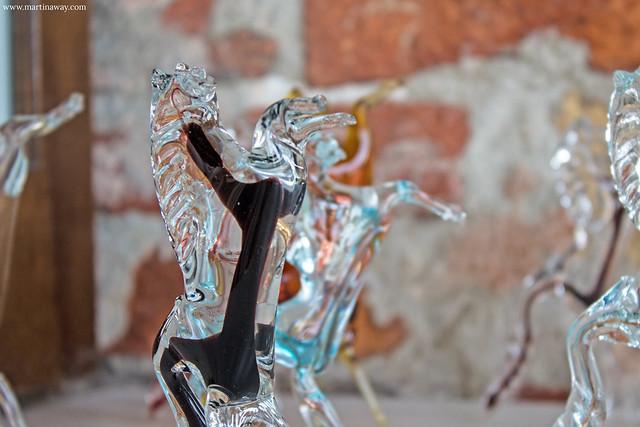 Un cavallino in vendita a Murano