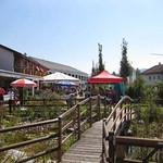 Dorfete am 8. September 2012 im Pflegeheim Hasle-Rüegsau