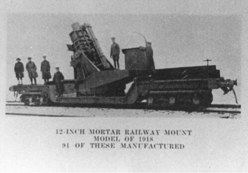 Morgan Mortar and RR Gun