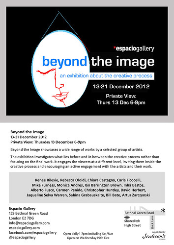 Beyond the Image Exhibition. Espacio Gallery. London 2012.   by Selvart