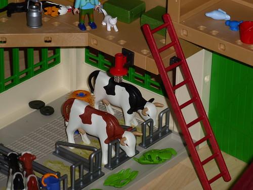 weihnachten 2012 playmobil bauernhof weihnachten 2012. Black Bedroom Furniture Sets. Home Design Ideas