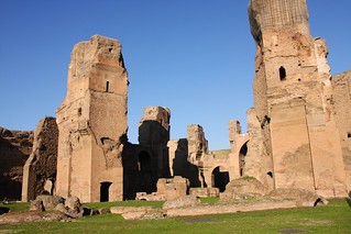Baths of Caracalla | by francis.norman