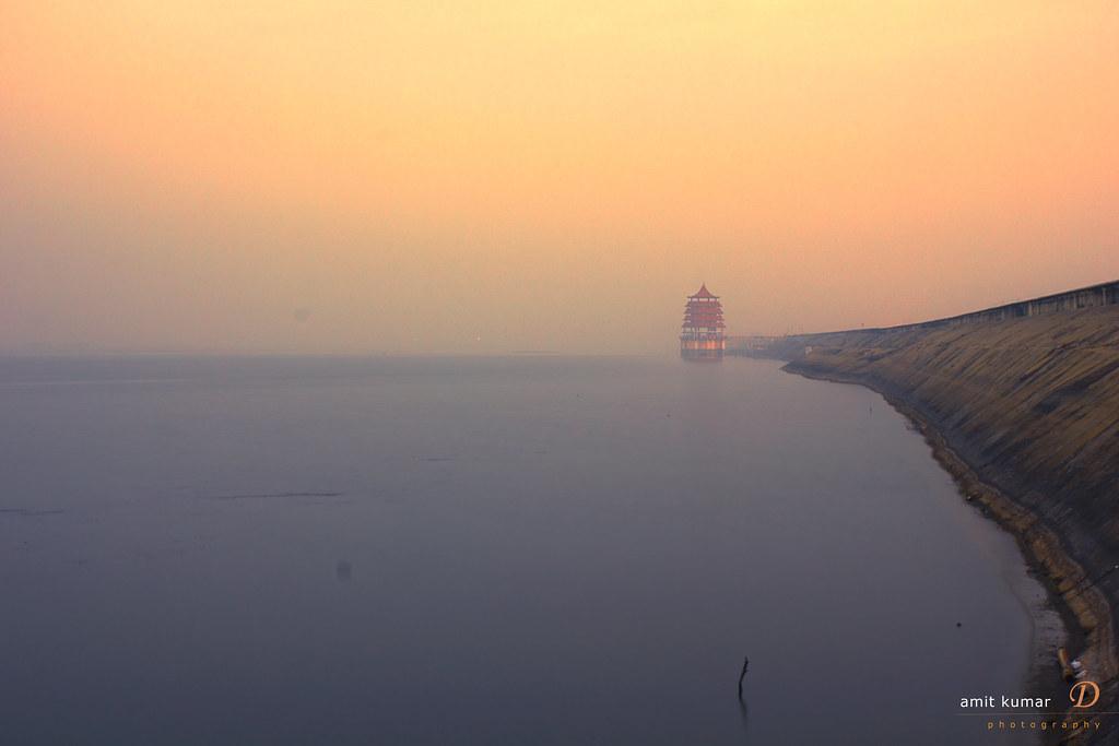 Chembarambakkam Lake View | Kanjipuram District | 19-02-2012