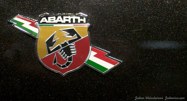 2013 Washington Auto Show - Upper Concourse - Fiat 3