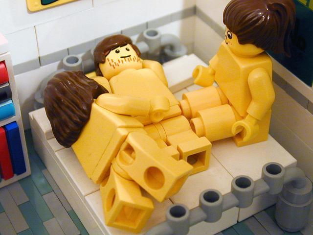 Lego girl sex pic